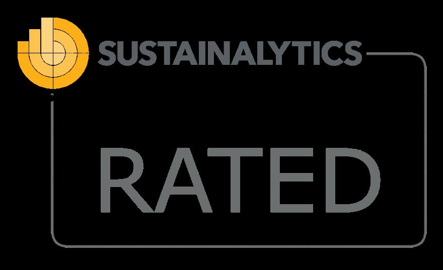 Sustainalytics Badge