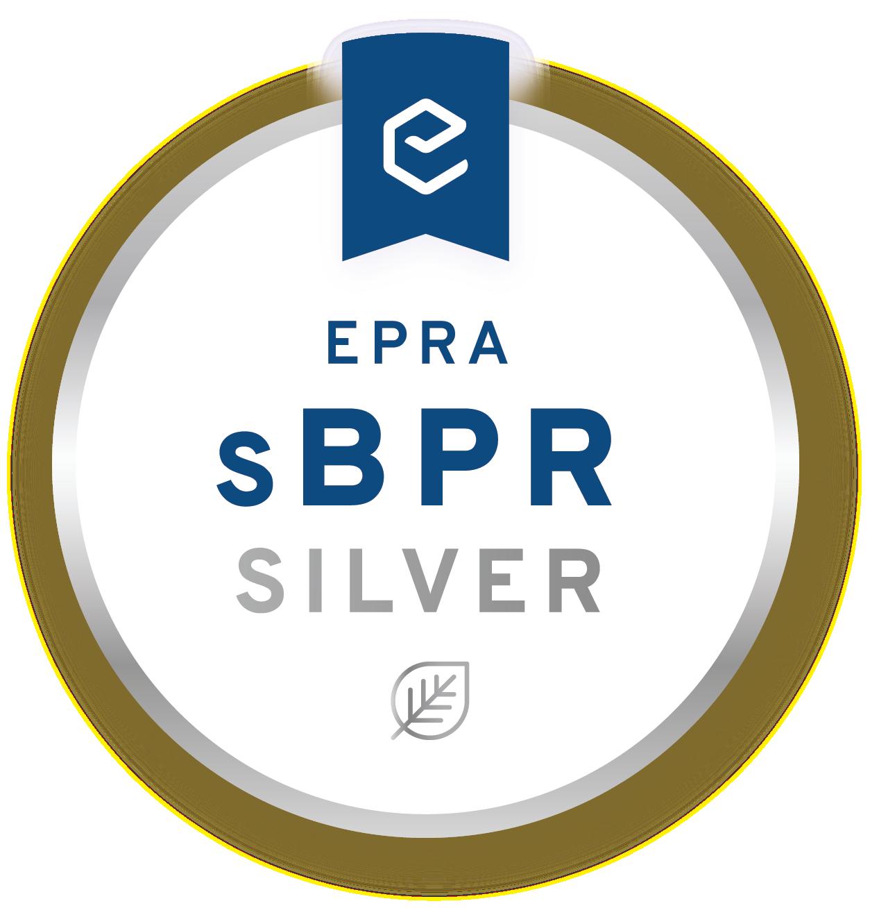 sBPR Award Silver