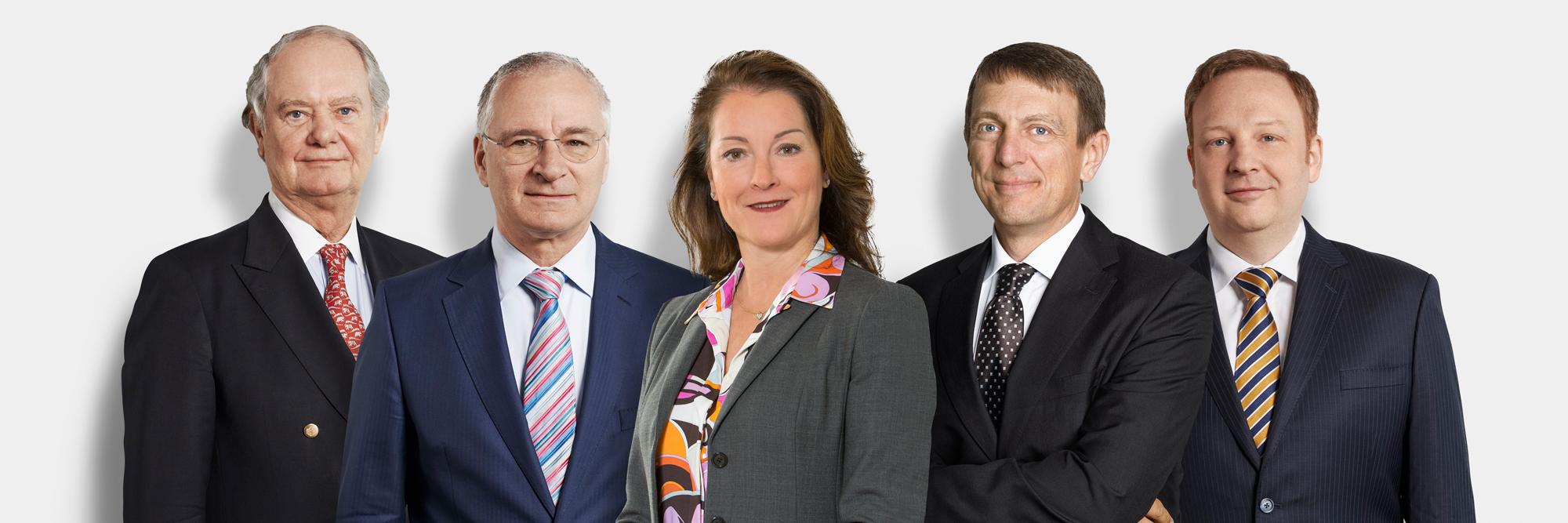 Aufsichtsrat der IMMOFINANZ AG